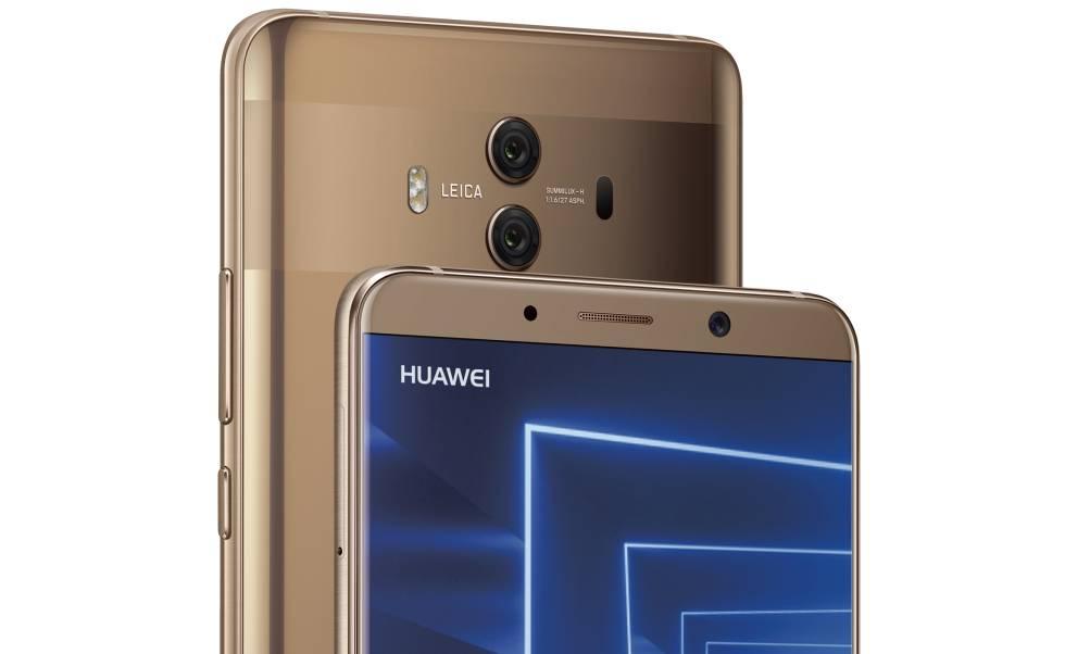 Huawei Mate 10.