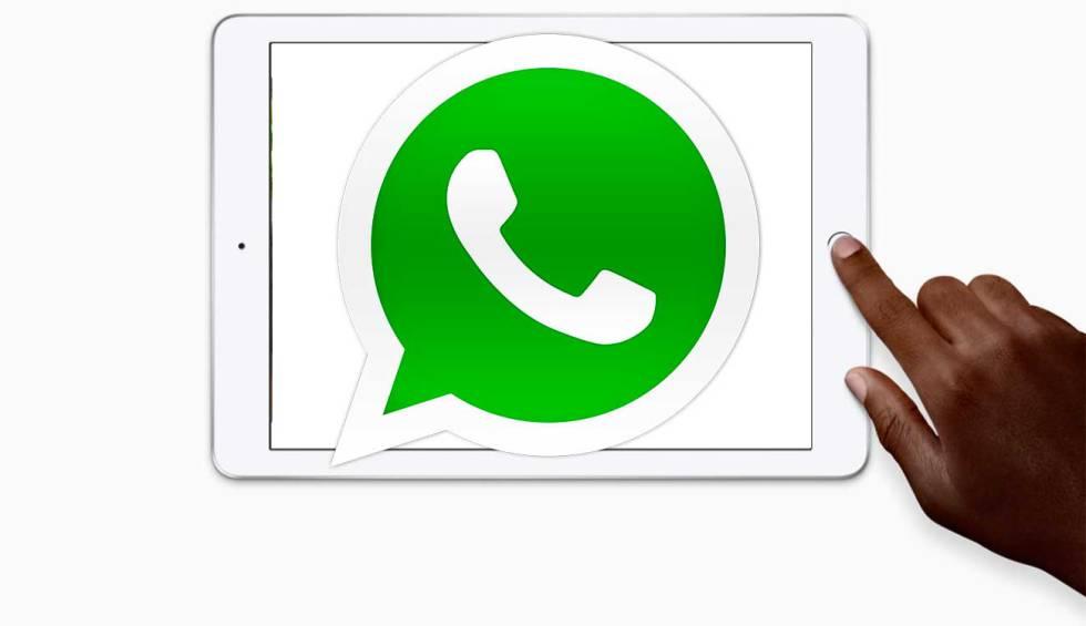 ¡Atento! Ahora podrás descargarte WhatsApp en tu iPad