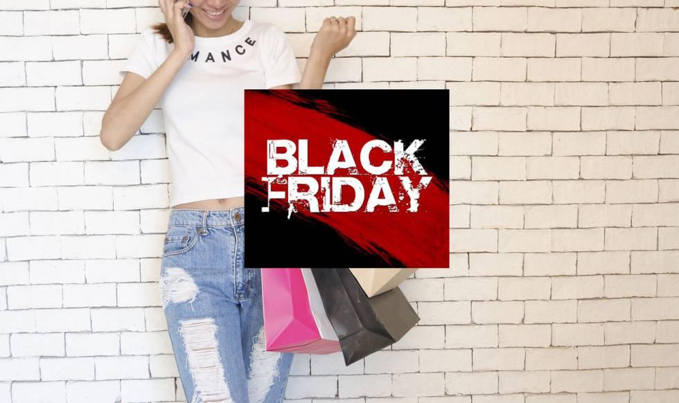 Comienza las rebajas del Black Friday