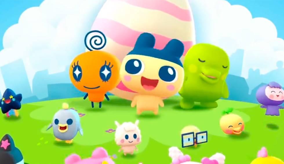 ¡Vuelve el Tamagotchi! la mascota virtual podrá ser cuidada desde cualquier celular