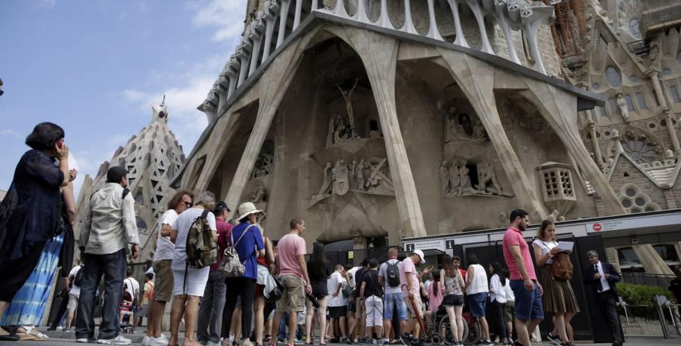 Situación en Cataluña afectó al turismo en España
