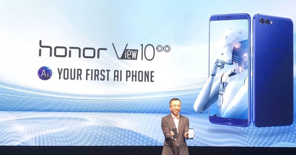 Honor 7x y Honor View10, los nuevos móviles que llegan a Europa