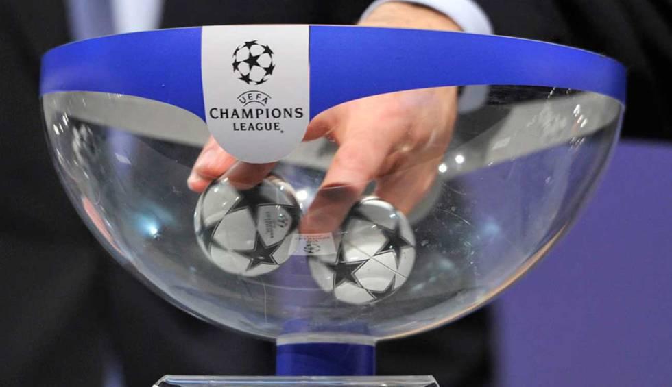 La Champions ya tiene sus cruces de octavos definidos