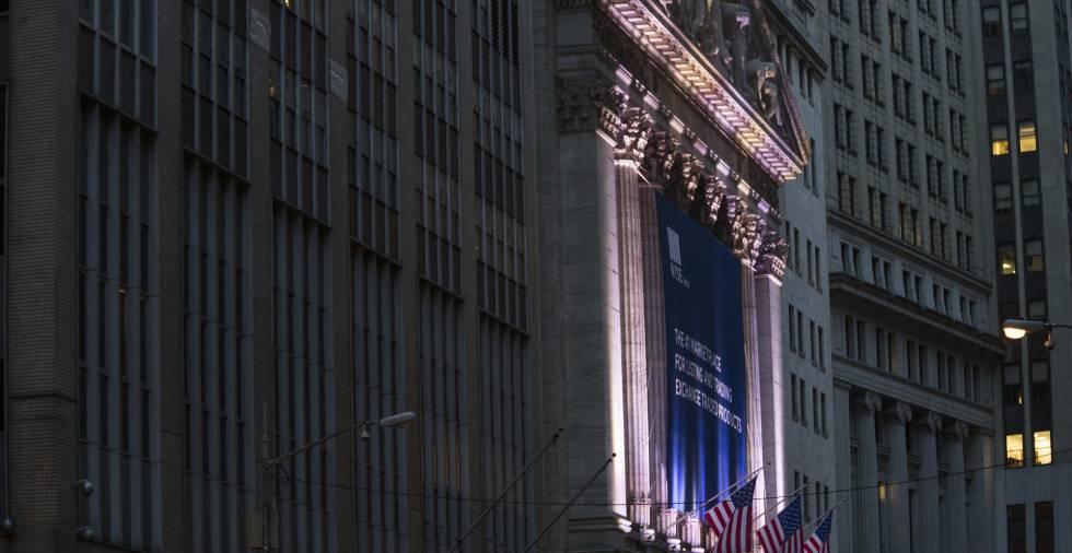 Wall Street cerró a la baja y el Dow Jones cedió 0,03%