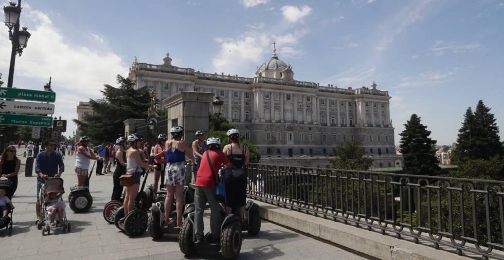 España con récord de turistas