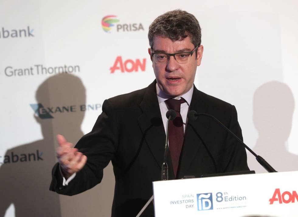 Ministro de Energía, Turismo y Agenda Digital, Álvaro Nadal.