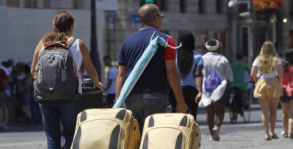 Turismo mundial registró aumento de viajeros internacionales