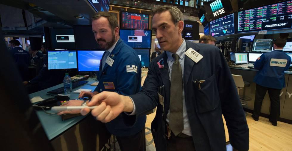 Caída en Wall Street. Armas químicas. Postura nuclear de EEUU
