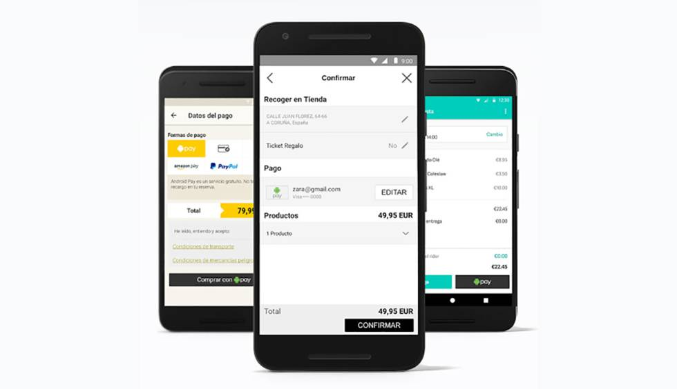 Android Pay se transforma desde hoy en Google Pay
