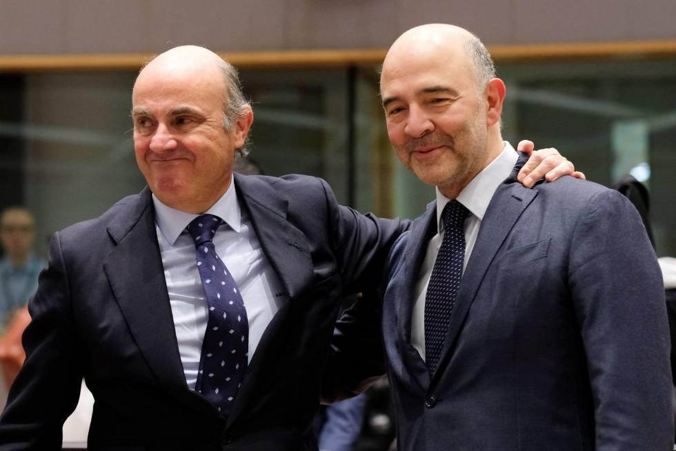 Eurogrupo elige a ministro de Economía español como nuevo vicepresidente del BCE