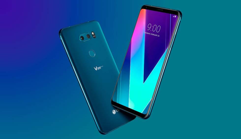 LG anuncia la versiones V30S ThinQ y V30S+ ThinQ #MWC18