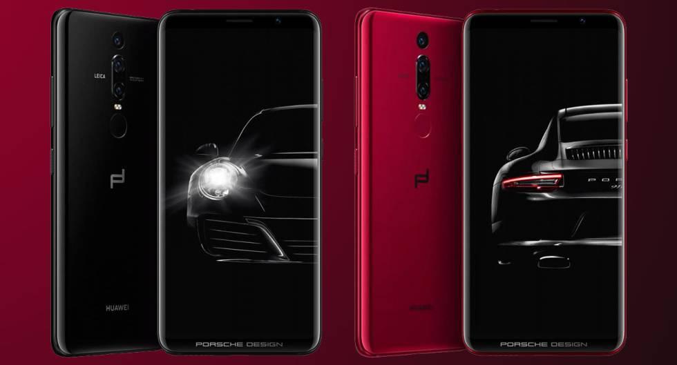 Huawei actualizará su línea MAte 10 con características de P20
