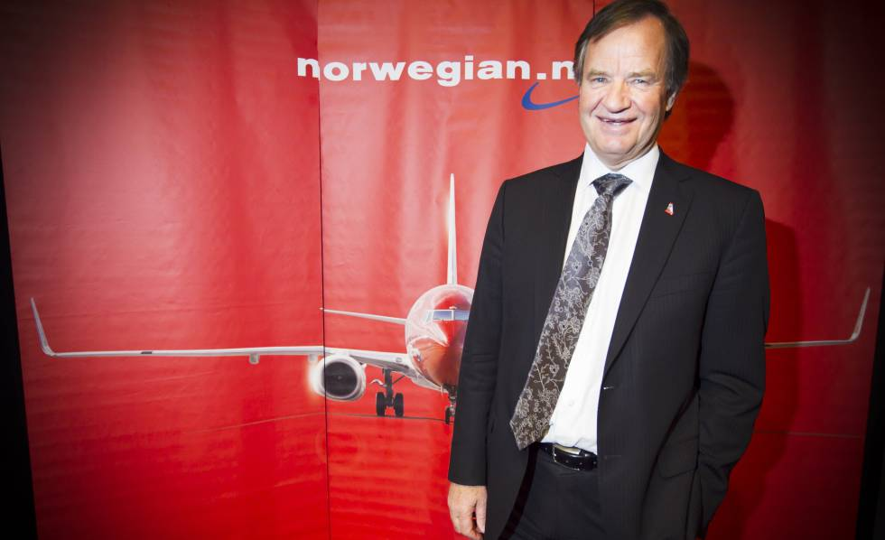 Matriz de Iberia considera adquirir la totalidad de Norwegian Air