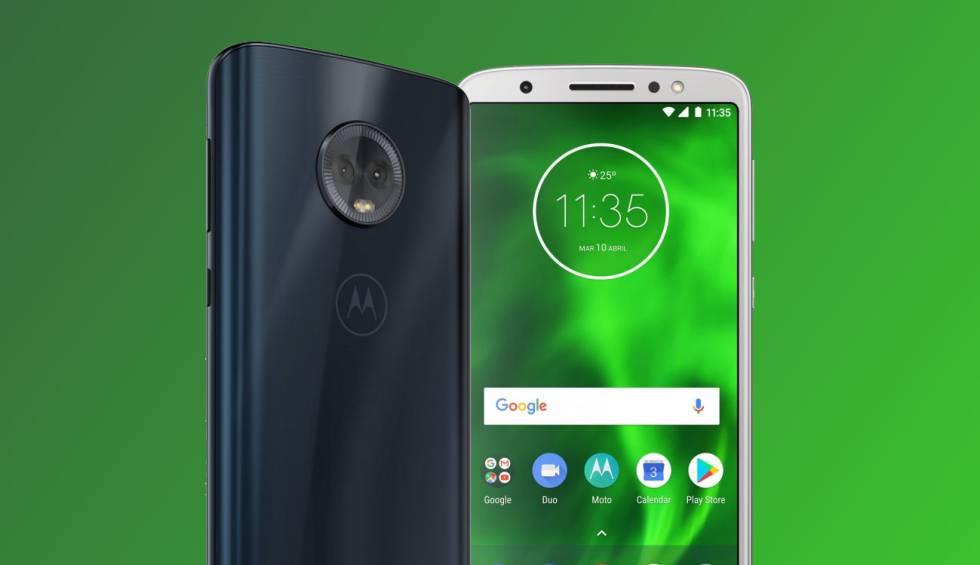 Moto G6 llegará al Perú en mayo — Motorola