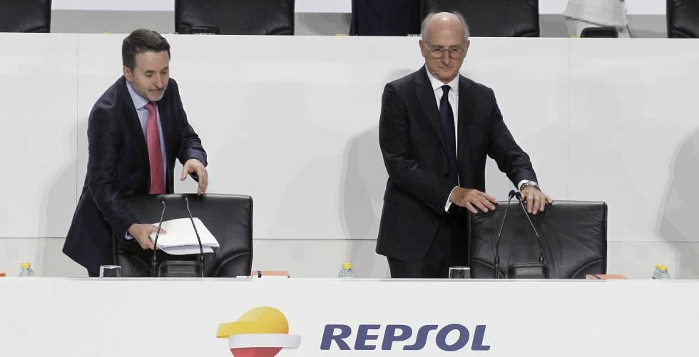 Repsol compra activos de Viesgo y ya es la quinta eléctrica española