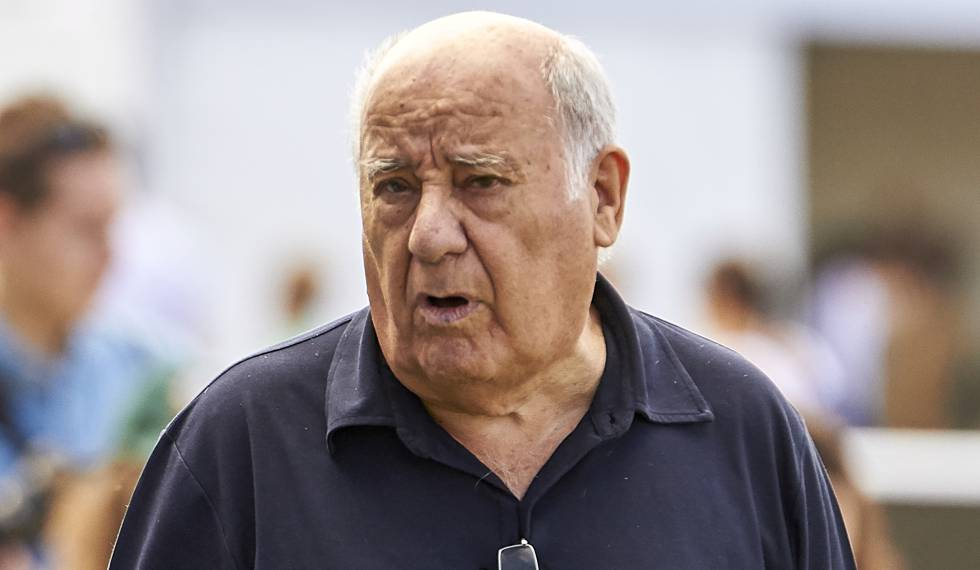 Pontegadea ganó 1.475 millones en 2017, un 13% menos