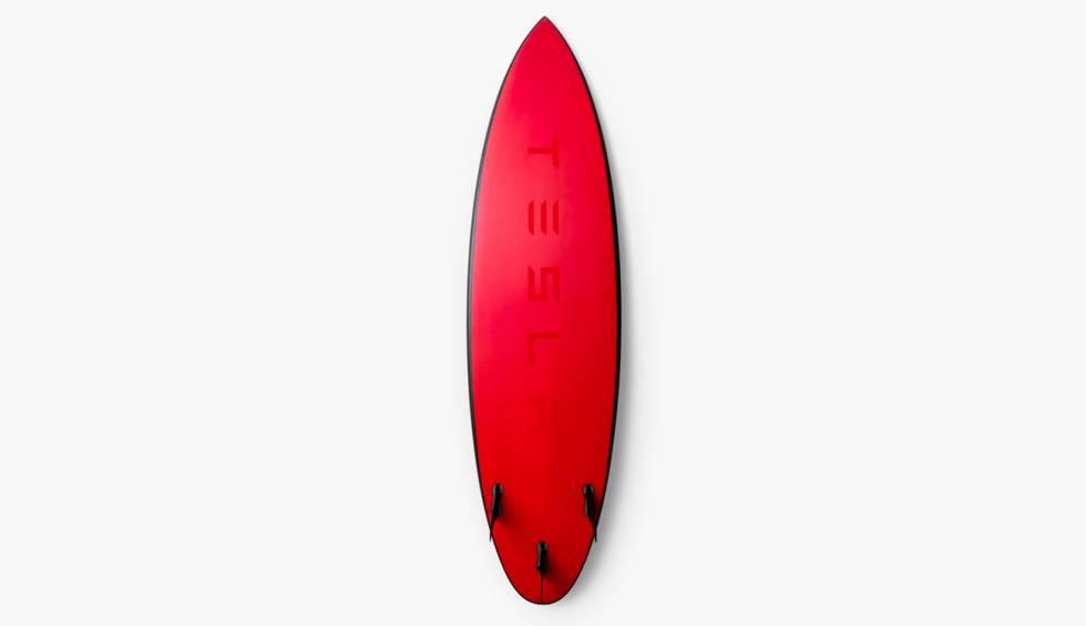 Tablas de surf Tesla