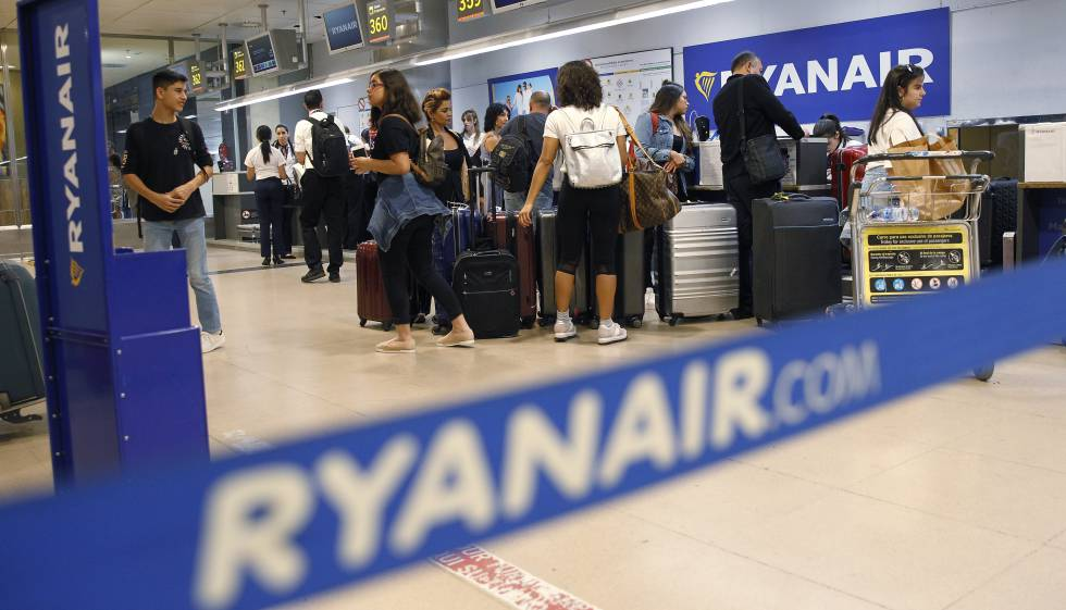 Calendario de la huelga Ryanair