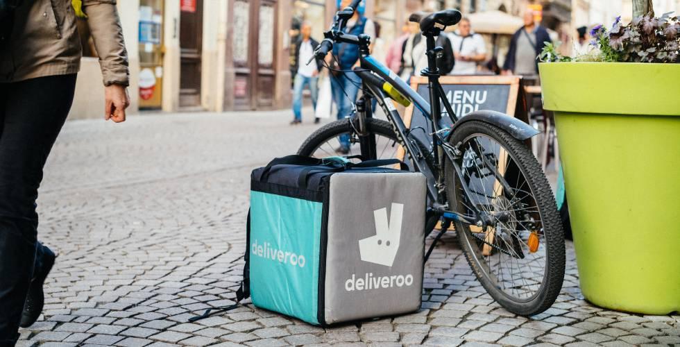 Uber inicia conversaciones para comprar Deliveroo