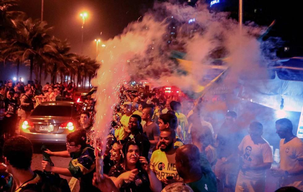 Vendaval Bolsonaro provoca relevo en Congreso de Brasil