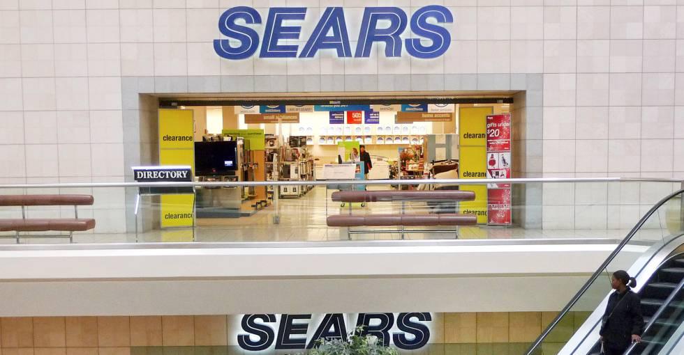 Sears planea declararse en bancarrota en los próximos días