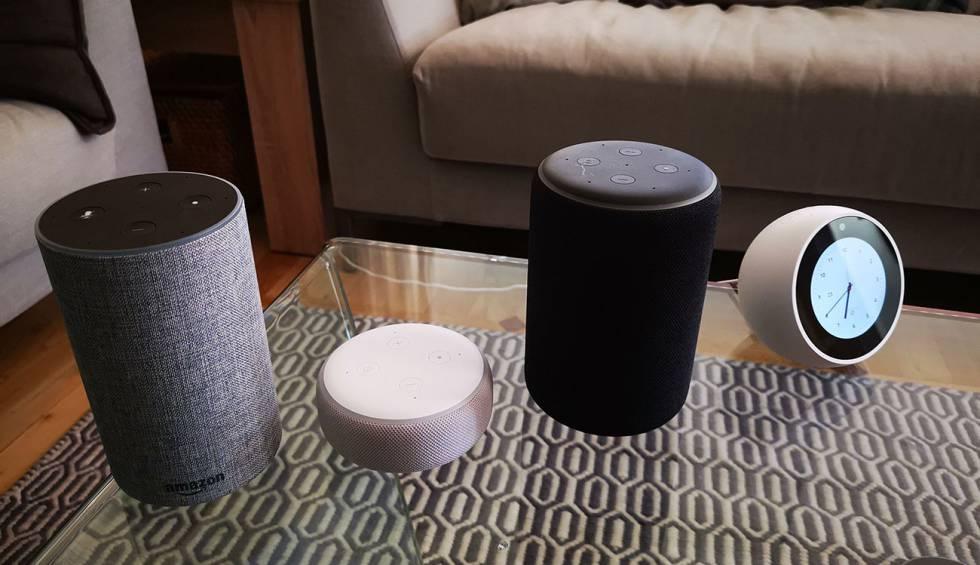 Alexa ya está disponible en español, pero solo en España — Amazon