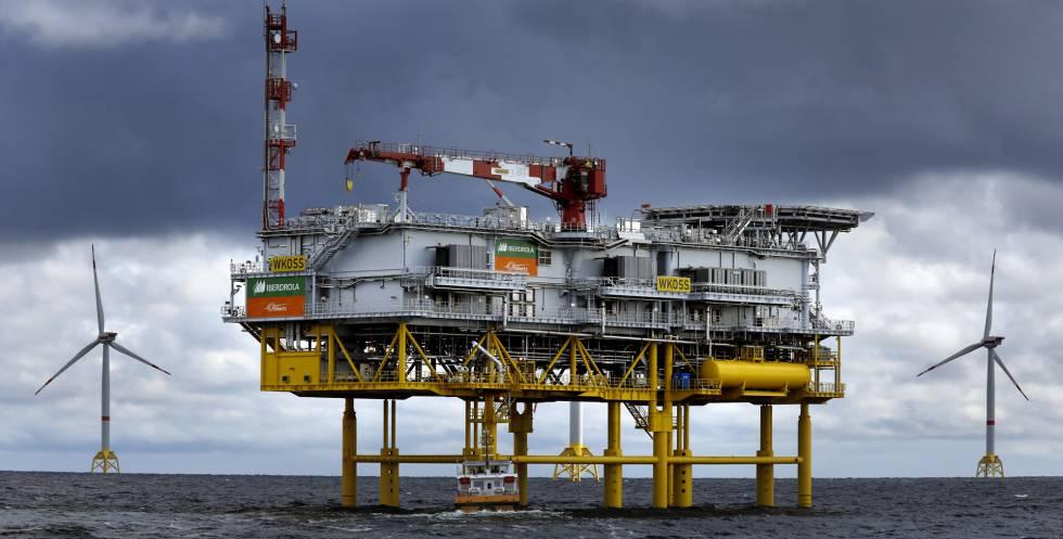 Iberdrola inaugura el parque eólico marino Wikinger tras invertir 1.400 millones
