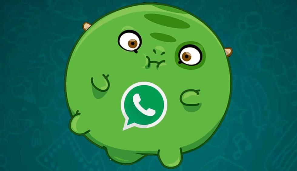 Cómo activar los nuevos stickers de WhatsApp