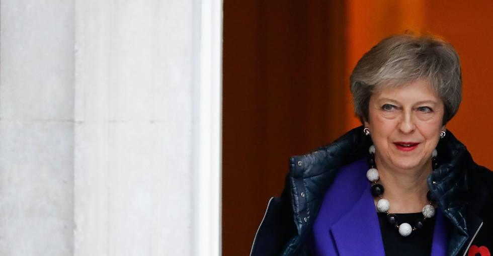 Theresa May niega tener