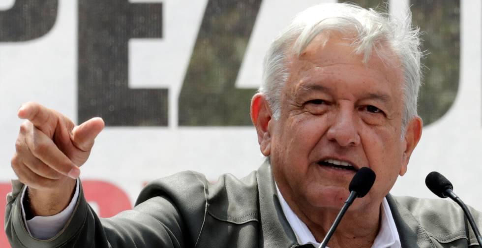 AMLO descarta cambios en la banca mexicana y salva a la BMV