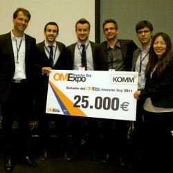 Kantox, la start up ganadora del Investors Day en Omexpo 2011