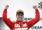 Fernando Alonso gana en China