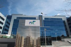 Sede de FCC en Madrid