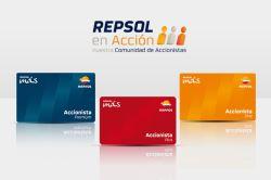 Repsol Lanza La Tarjeta Accionista Para Premiar A Sus