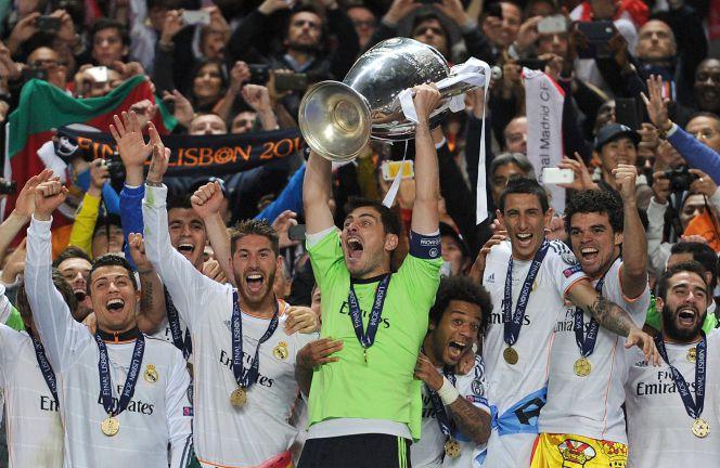 Real Madrid Gana La Decima Champions League El Real Madrid Gana La