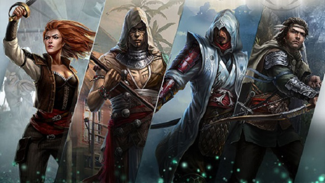 Assassin's Creed Memories se confirma para iPhone y iPad
