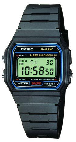 Casio El Reloj Que Nos Sumergi 243 En La Era Digital