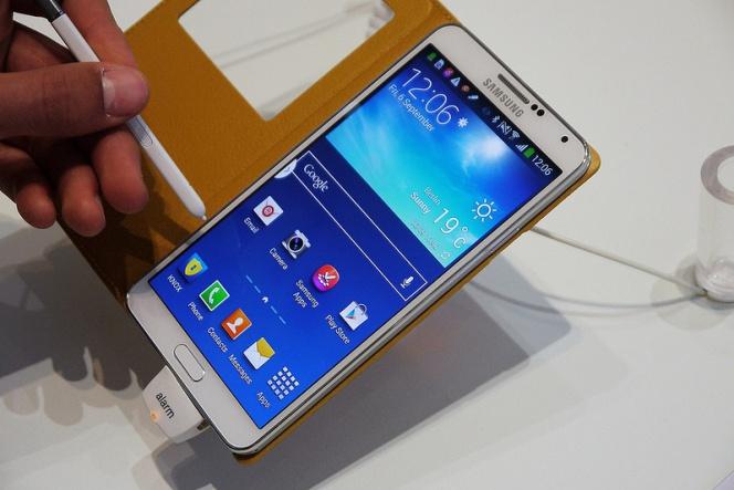 d59c9505428dd Filtrado el posible precio del Samsung Galaxy Note 4 antes de su  presentación
