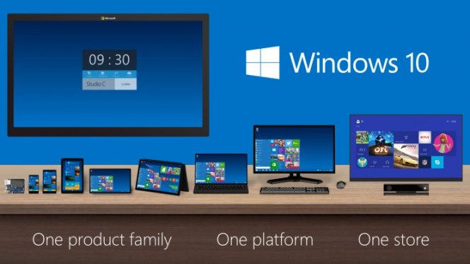 Primeras impresiones y análisis de Windows 10 Technical Preview