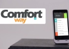 ComfortWay Travel Case para iPhone 6, carcasa con batería y conexión a Internet en roaming