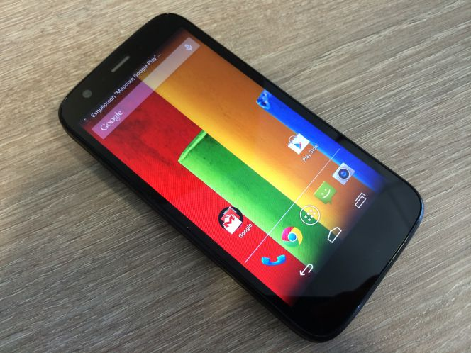 how to connect moto g to tv