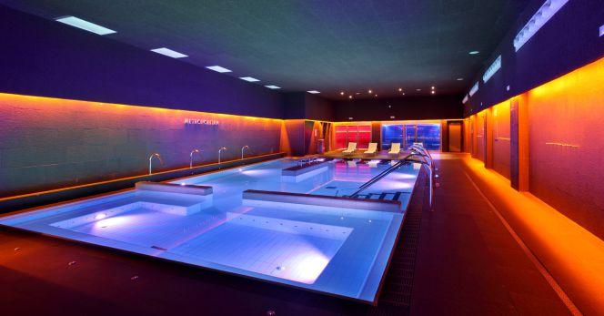 Metropolitan los gimnasios cinco estrellas empresas cinco d as - Metropolitan spa madrid ...