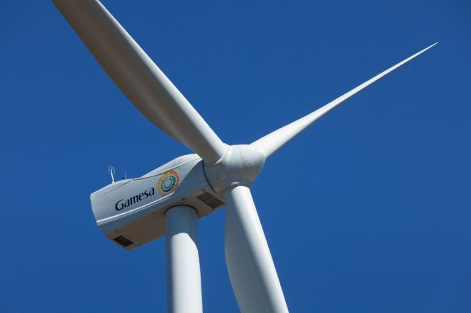 Gamesa, viento a favor