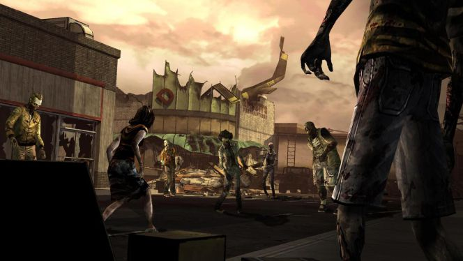 Juego The Walking Dead para Android