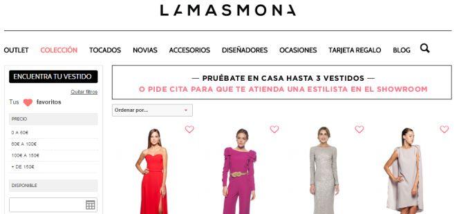 Alquiler de vestidos de fiesta ibarra