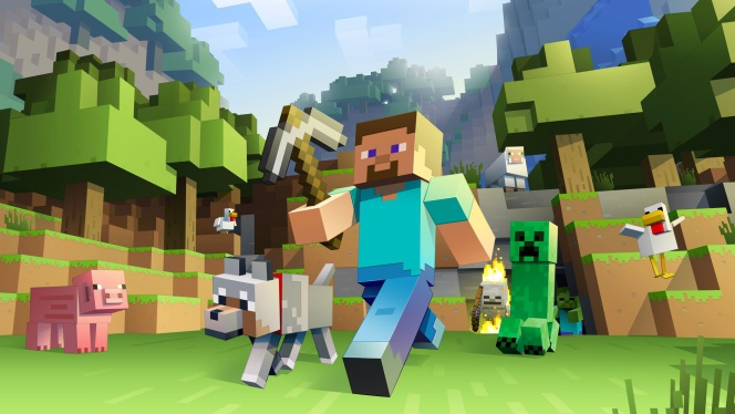 Los Mejores Juegos Tipo Minecraft Para Ios Y Android Lifestyle