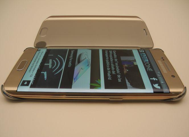 851829f10db Los accesorios del Samsung Galaxy S6 ya se han visto en el Mobile World  Congress