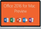 La Preview de Office 2016 ya está disponible para Mac