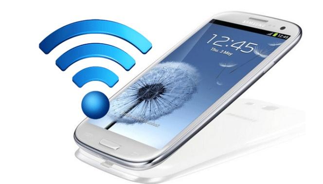 Usa el móvil como router WiFi para tus otros dispositivos ...