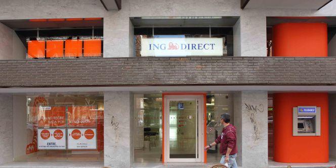 Caixabank cobrar a los clientes de evo e ing por usar sus for Oficinas ing direct barcelona